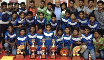Help Kutumb's Goal of Life players participate in the Delhi Youth League!